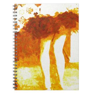 Dancing Legs Journals