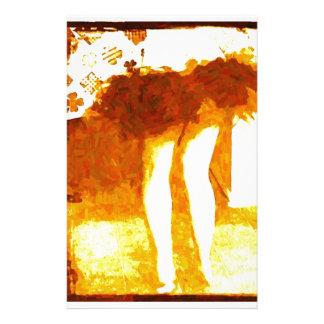 Dancing Legs Stationery