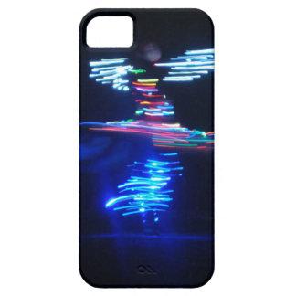 dancing lights 1 iPhone SE/5/5s case