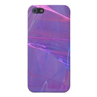 Dancing Lights Fractal Art iPhone SE/5/5s Cover