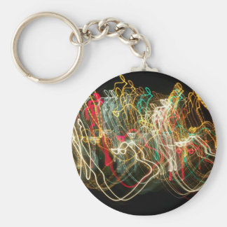 Dancing Lights Keychain