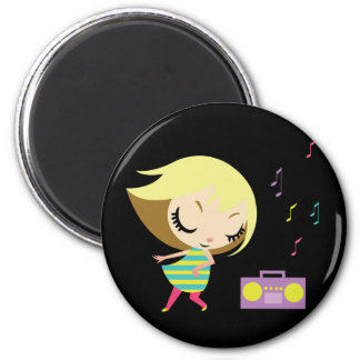Dancing Maddie Magnets