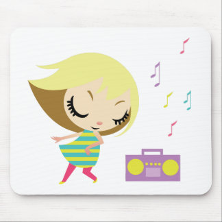 Dancing Maddie Mouse Pad
