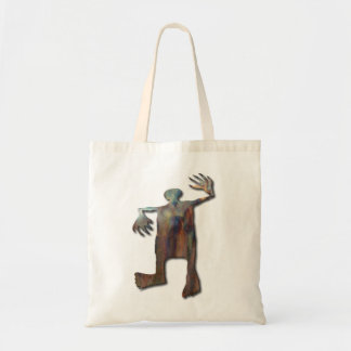 Dancing Man copper Tote Bag