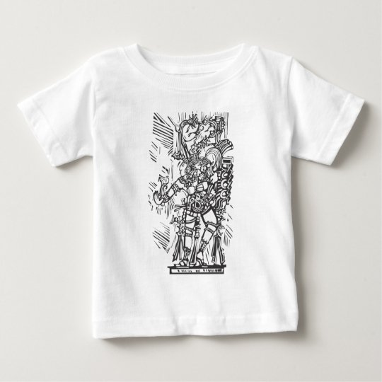 Dancing Maya Baby T-Shirt