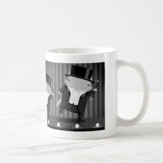 Dancing Monster Cat Mug