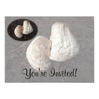 Dancing Mushrooms Duo Invite