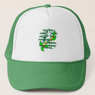 Dancing Notes Trucker Hat