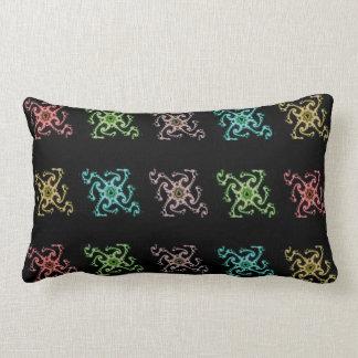 Dancing Octopuses Lumbar Pillow