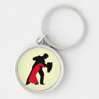 Dancing of star keychains