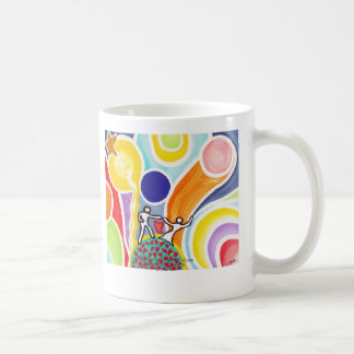 Dancing On Moonbeams Coffee Mug