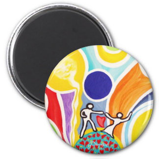 Dancing On Moonbeams Magnet