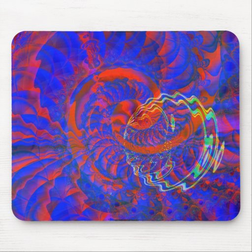 Dancing On The Fingertips Of A Dream Mouse Pad