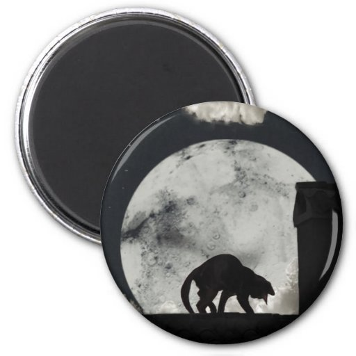 DANCING ON THE TILES 2 INCH ROUND MAGNET