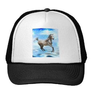 Dancing on water mesh hats