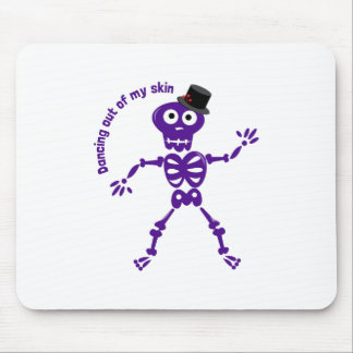 Dancing Out Of My Skin Mousepads