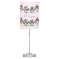 Dancing Owl Lamp