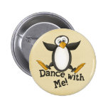 Dancing Penguin Pin