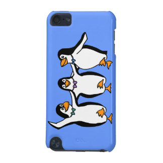 Dancing Penguins iPod Touch Case