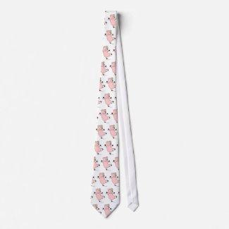 Dancing Pig Tie