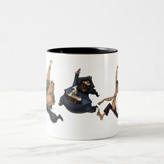 Dancing Pirates Mug