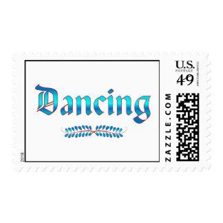 DANCING POSTAGE