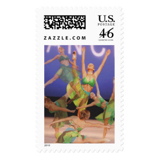 Dancing Stamps