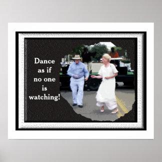 Dancing - Poster