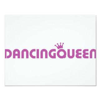 dancing queen icon card
