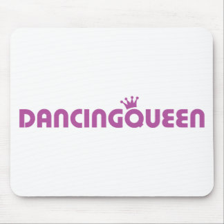 dancing queen icon mouse pad