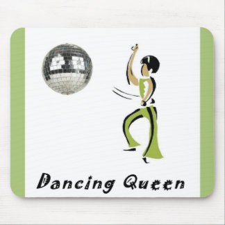 Dancing Queen Mouse Pad