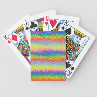 Dancing Rainbow Playing Cards