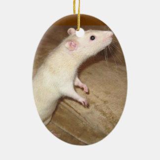 DANCING RAT ORNAMENT