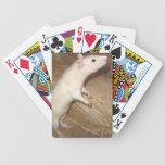 DANCING RAT PLAYING CARDS