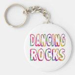 Dancing Rocks Key Chains