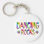 Dancing Rocks Keychains