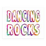 Dancing Rocks Postcard