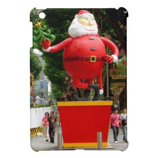 Dancing santa iPad mini covers