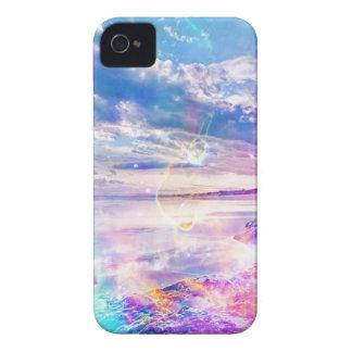 Dancing Sea iPhone 4 Cover