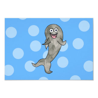 Dancing Shark. Invites