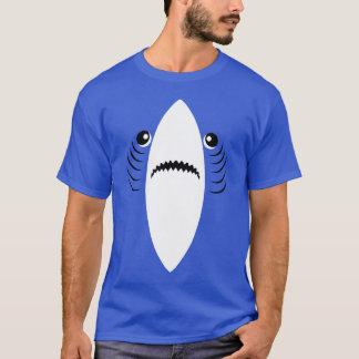 Dancing Shark w/ Fin on Back - Shirt