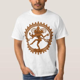 Dancing Shiva men's t-shirt
