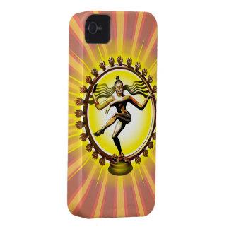 Dancing Shiva Nataraja iPhone 4 Case