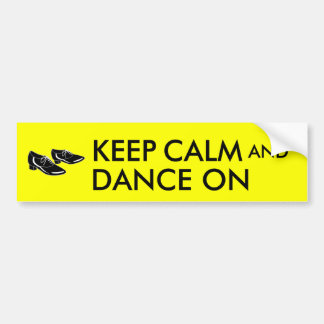 170616239554 besides 282003737945 further 204671127 in addition Keep calm and dance bumper sticker further 281982321813. on truck back window designs