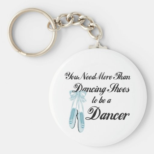 Dancing Shoes Keychains