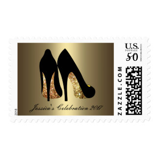 Dancing Shoes Matching Stamp