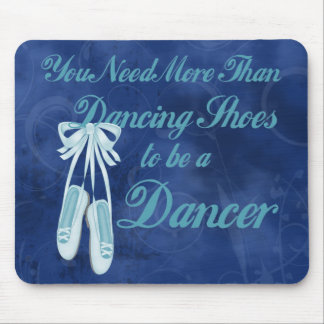 Dancing Shoes Mouse Pad