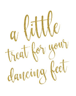 746519fd8a7a24 Dancing Shoes Shoes Gold Glitter 8x10 Wedding Sign
