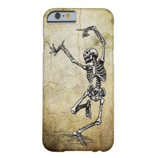 Dancing Skeleton Barely There iPhone 6 Case