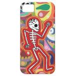 Dancing Skeleton iPhone SE/5/5s Case